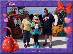 Top 10 Photo Opportunities on Disney's Castaway Cay - Mount Rustmore