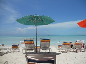 Top 10 Photo Opportunities on Disney's Castaway Cay  - Serenity Bay