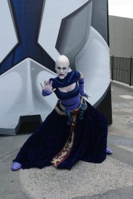 Asajj Ventress- Star Wars Weekends