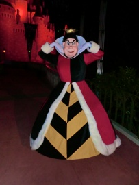 Queen of Hearts - Mickey's No So Scary Halloween Party