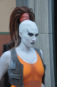 Aurra - Star Wars Weekends