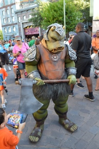Gamorrean - Star Wars Weekends