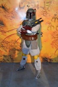 Boba fett - Star Wars Weekends