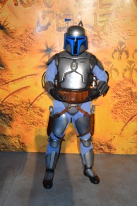Jango Fett - Star Wars Weekends Event