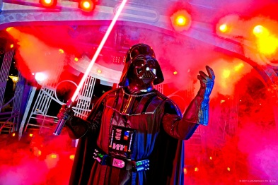 Darth Vader - Star Wars Weekends