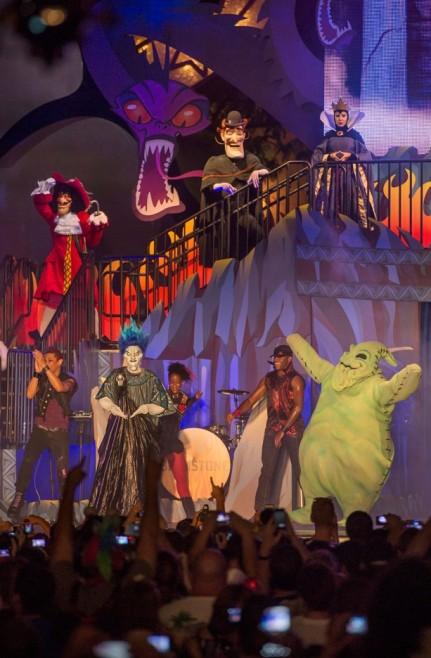 Disney Villains Unleashed Event at Disney's Hollywood Studios