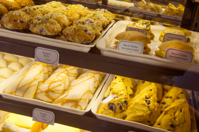 Top 15 Snacks and Desserts at Walt Disney World - Les halles Boulangerie & Patisseries