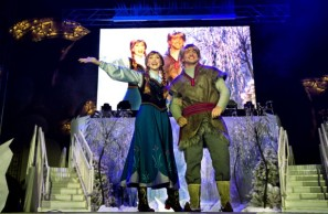 """Frozen Summer Fun"" at Disney's Hollywood Studios"