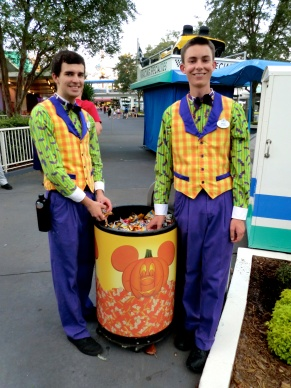 Mickey's Not-So-Scary Halloween Party - Candy Givers