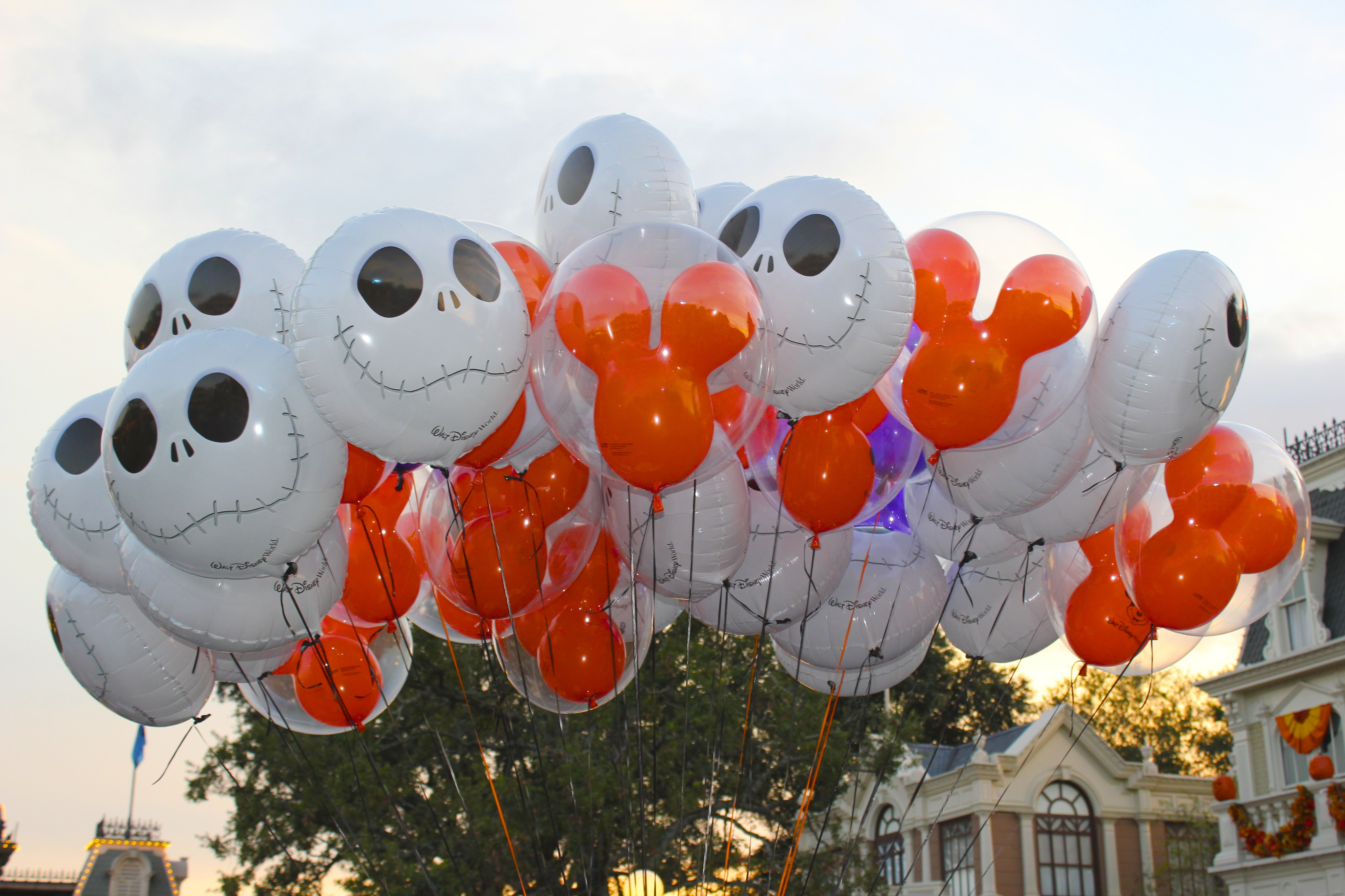 halloweentime at the magic kingdom - Halloween Parties In St Louis