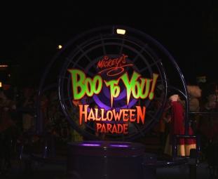 Mickey's Boo-To-You Parade