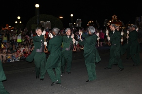 Mickey's Boo-To-You Parade
