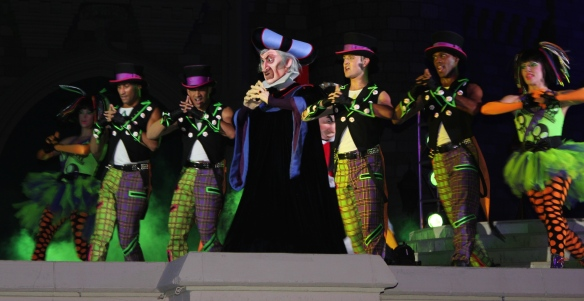 Villains Mix & Mingle - Mickey's Not-So-Scary Halloween Party