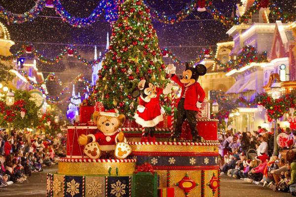 Mickey's Very Mery Christmas Party