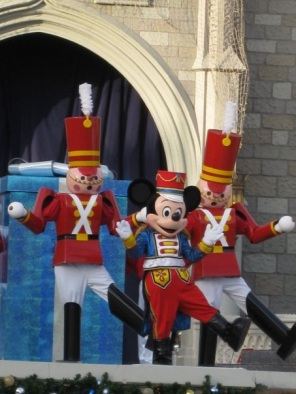 Mickey's Very Merry Christmas Party - Celebrate the Season Show