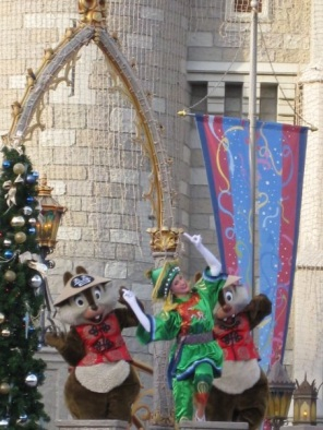 Mickey's Very Merry Christmas Party - Celebrate the Season Show
