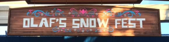 Frozen Fun - Disney California Adventure