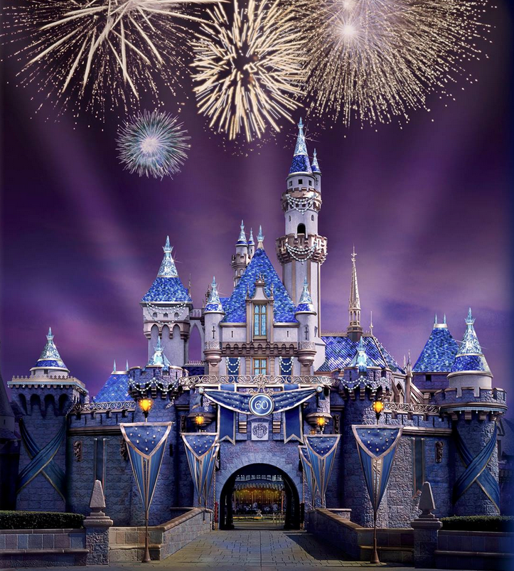 New Nighttime Spectaculars Coming To Disneyland Resort For