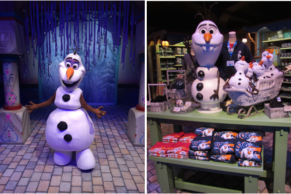Frozen Fun - Disney California Adventure
