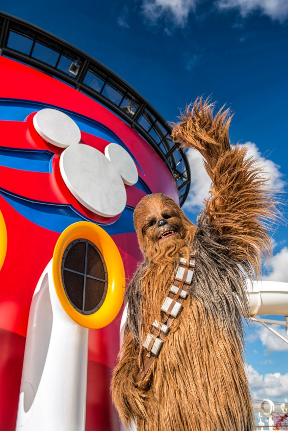 Star Wars at Sea - Disney Cruise Line