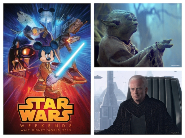 Star Wars Weekends 2015 at Disney's Hollywood Studios