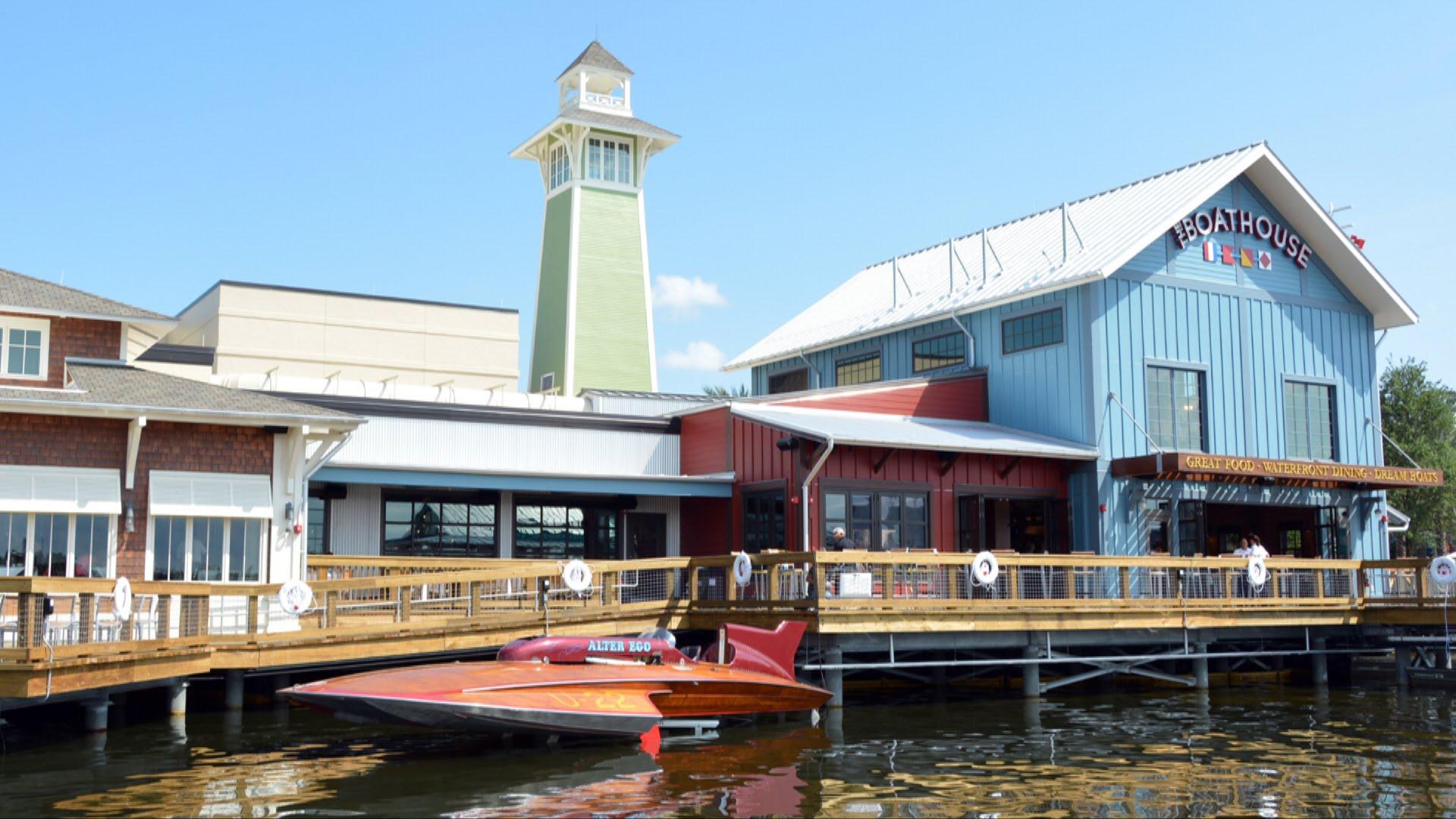 BoatHouse Disney Springs