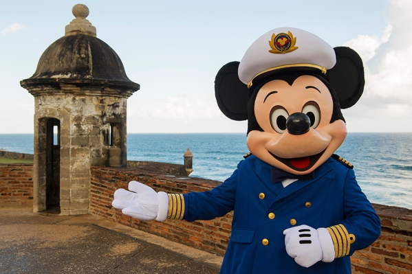 Disney Cruise Line returns to San Juan, Puerto Rico in early 2017