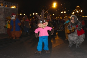 Mickey's Boo-To-You Parade - 2015