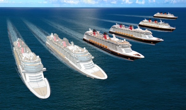 Disney Cruise Line Annouces 2 New Ships