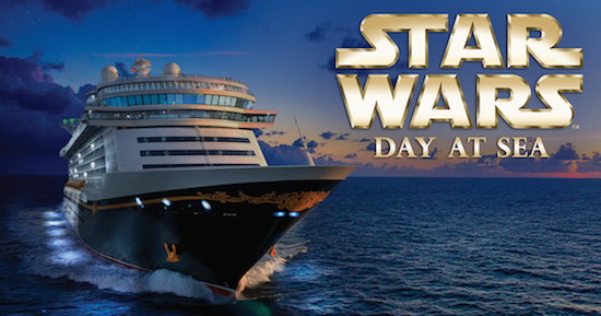 Star Wars Day at Sea - Disney Crusie Line