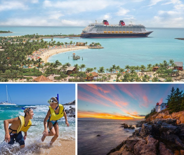 Disney Cruise Line Fall 2017